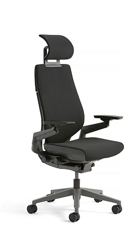 Office Factor - Executive Argomax - Ergonomic Steelcase - Gesture  sc 1 st  Most Comfortable Office Chair & Best Office Chair for Neck Pain: Top 3 chairs reviewed